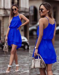 Haljina - kod 2104 - plava