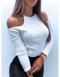 Bluza - kod 4191 - bijela