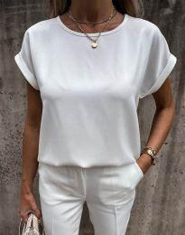 Majica - kod 11802 - bijela