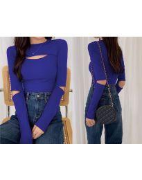 Bluza - kod 0566 - tamno plava
