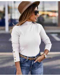 Bluza - kod 5259 - bijela