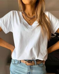 Majica - kod 4517 - bijela