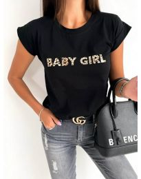 Majica - kod 983 - crna