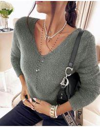 Bluza - kod 8051 - siva
