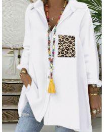 Bluza - kod 5641 - bijela