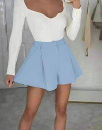 Kratke hlače - kod 1455 - svijetlo plava