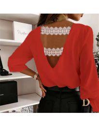 Bluza - kod 5155 - crvena