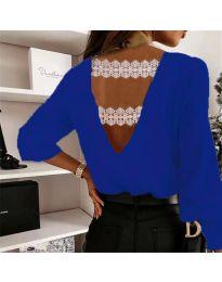 Bluza - kod 5155 tamno plava