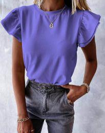 Majica - kod 6215 - ljubičasta