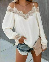 Bluza - kod 0754 - 2 - bijela