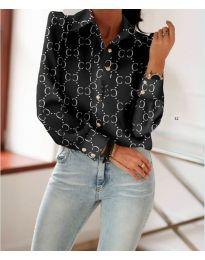 Košulja - kod 653 - crna
