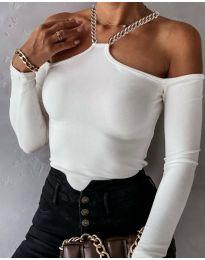 Bluza - kod 12050 - bijela