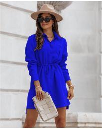 Haljina - kod 132 - plava