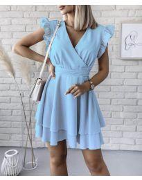 Haljina - kod 409 - svijetlo plava