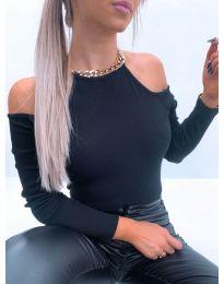 Bluza - kod 4191 - crna