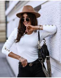 Bluza - kod 4448 - bijela