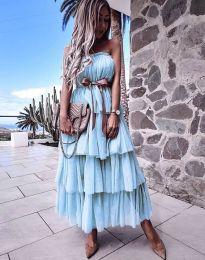 Haljina - kod 1543 - svijetlo plava