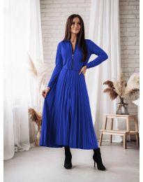 Haljina - kod 1544 - tamno plava
