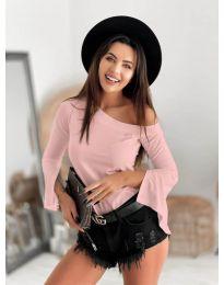 Bluza - kod 8353 - roze