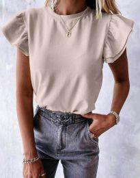 Majica - kod 6215 - bež