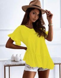 Majica - kod 0317 - žutа