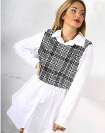 Košulja - kod 9990 - 4 - bijela