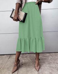 Suknja - kod 3463 - menta