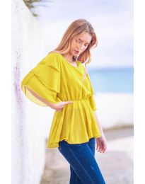 Majica - kod 504 - žutа