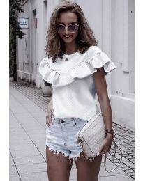 Bluza - kod 753 - bijela