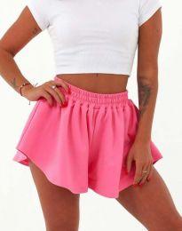 Kratke hlače - kod 11979 - roze