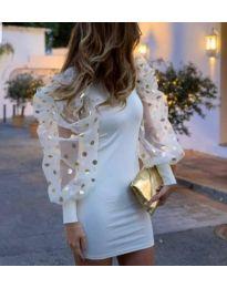 Haljina - kod 3556 - bijela