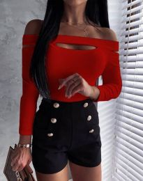 Bluza - kod 11601 - crvena