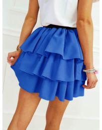 Suknja - kod 913 - plava
