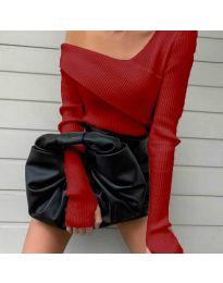 Bluza - kod 6250 - crvena