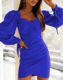Haljina - kod 0363 - plava