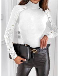 Bluza - kod 4179 - bijela