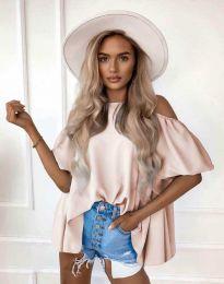 Bluza - kod 0157 - svijetlo ružičasta