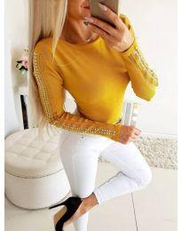 Bluza - kod 3500 - senf