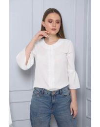 Bluza - kod 0629 - 6 - bijela