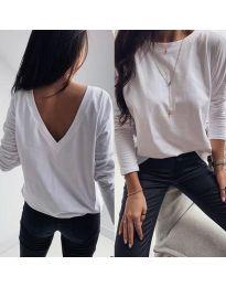Bluza - kod 3330 - bijela