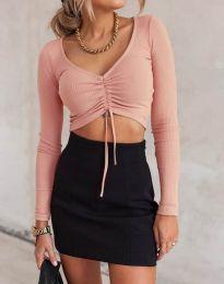 Bluza - kod 11632 - roze