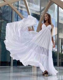 Haljina - kod 6838 - bijela