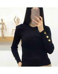 Bluza - kod 6669 - crna