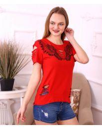 Majica - kod 3568 - crvena
