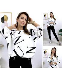 Bluza - kod 414 - bijela
