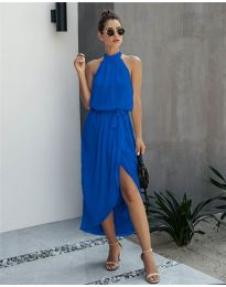Haljina - kod 100 - plava