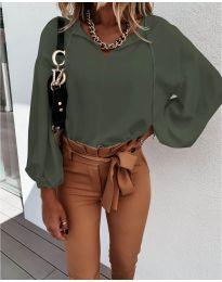 Košulja - kod 924 - maslinasto zelena