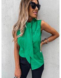 Košulja - kod 5531 - zelena