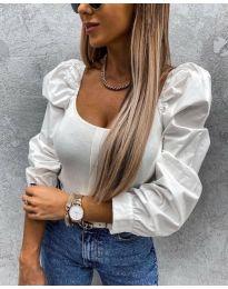 Bluza - kod 4236 - bijela
