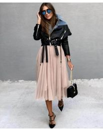 Suknja - kod 2522 - roze